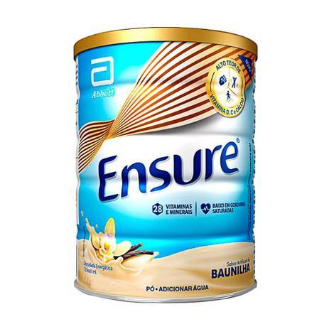 Ensure Baunilha 850g - Abbott