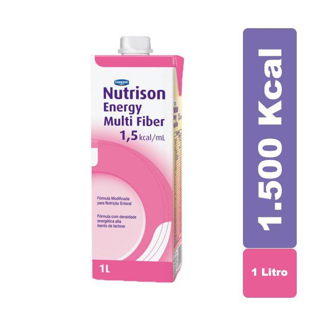 Nutrison Energy Multi Fiber 1.5 1000ml - Danone