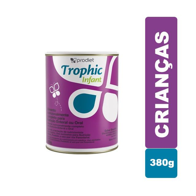 Trophic Infant Baunilha 380g - Prodiet