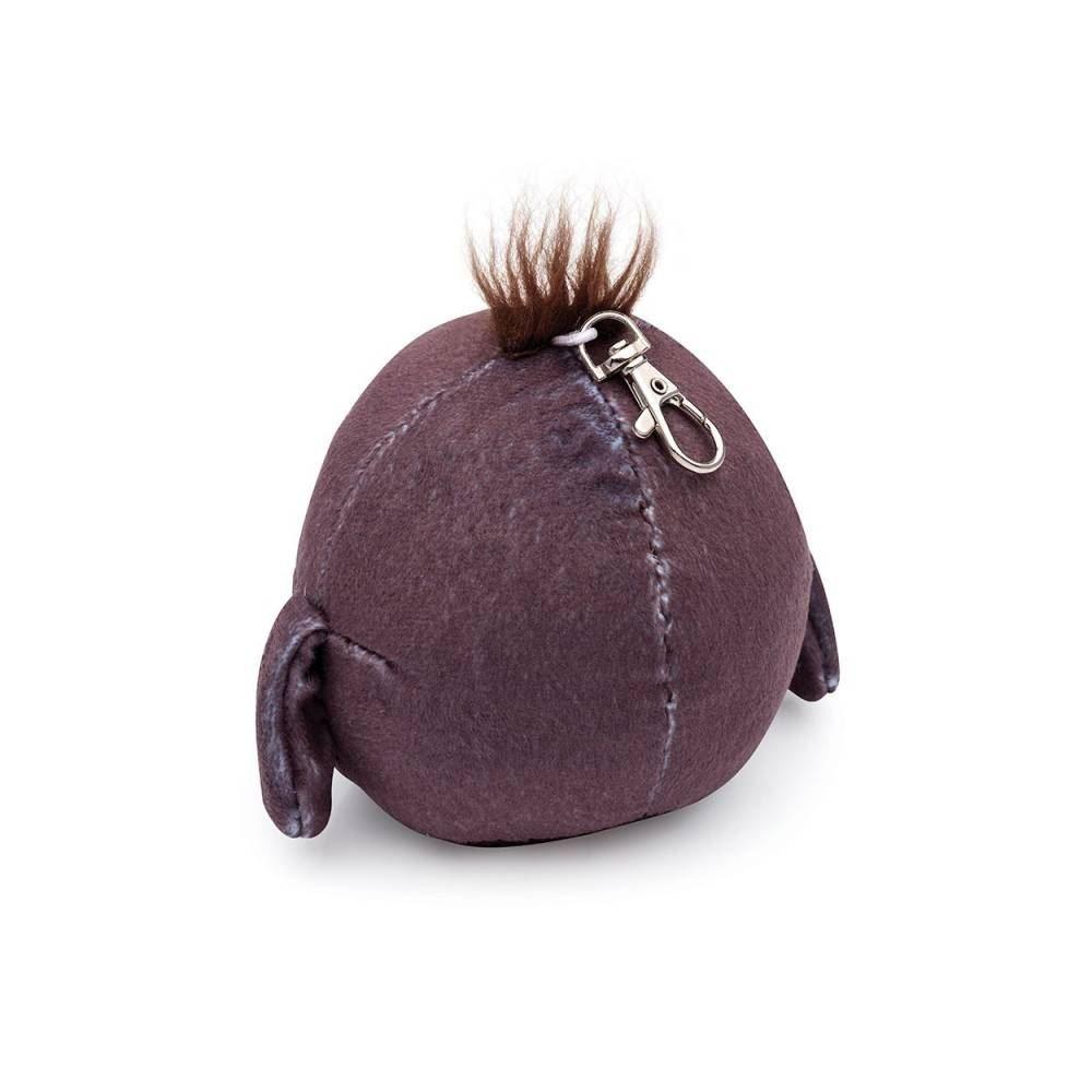 Almofada chaveiro pompets bicho-preguiça