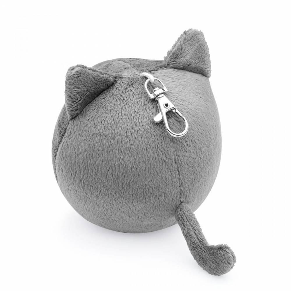 Almofada chaveiro pompets gato