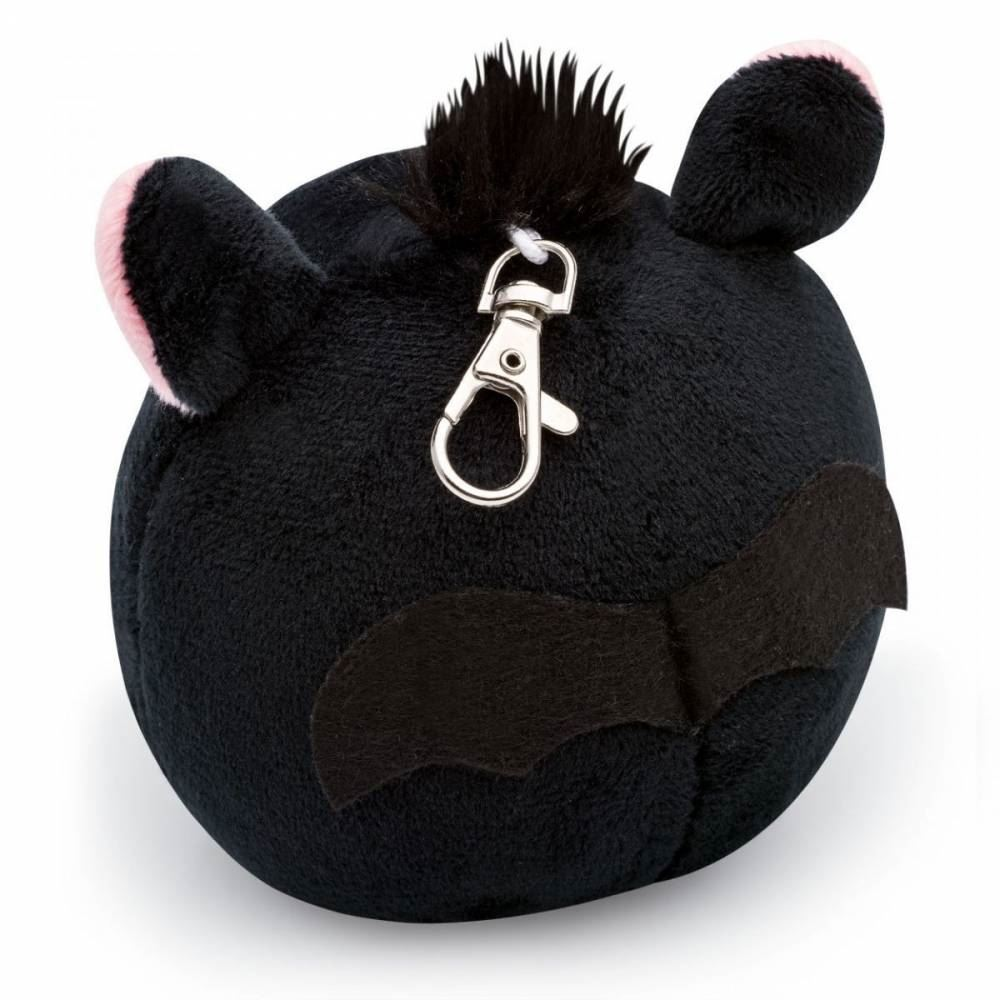 Almofada chaveiro pompets morcego