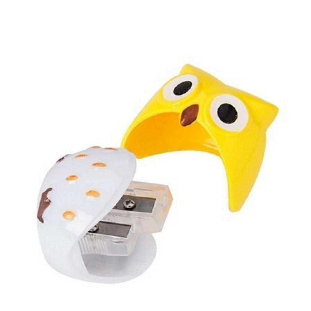 Apontador love coruja 3D