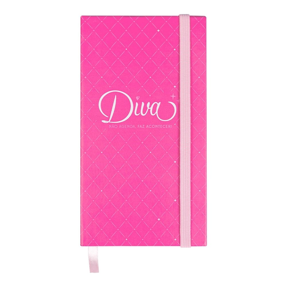 Bloco de anotações - Diva