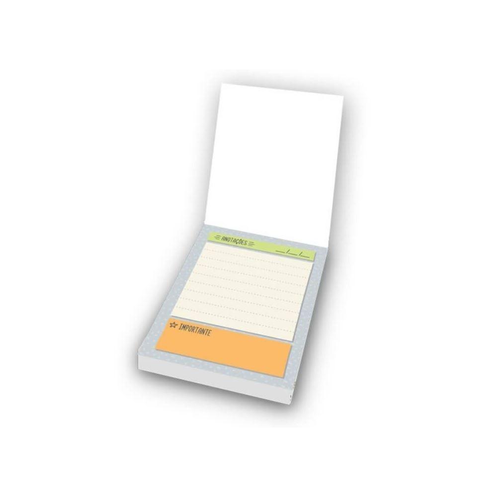 Bloquinho de anotações lhama