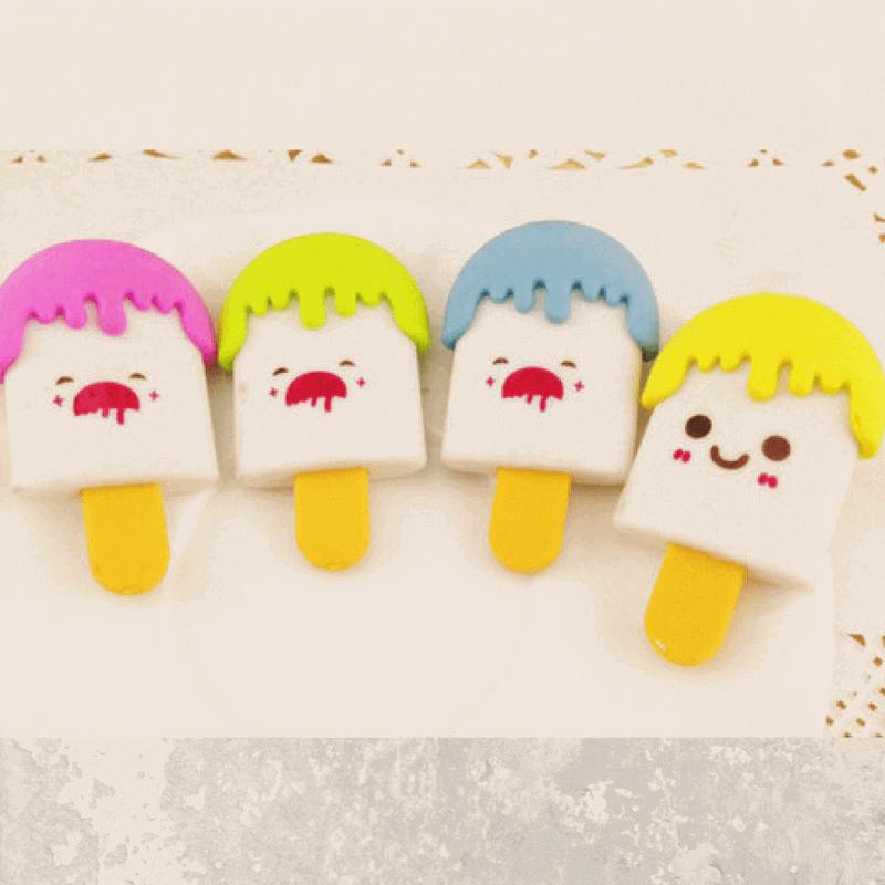 Borracha happy ice cream