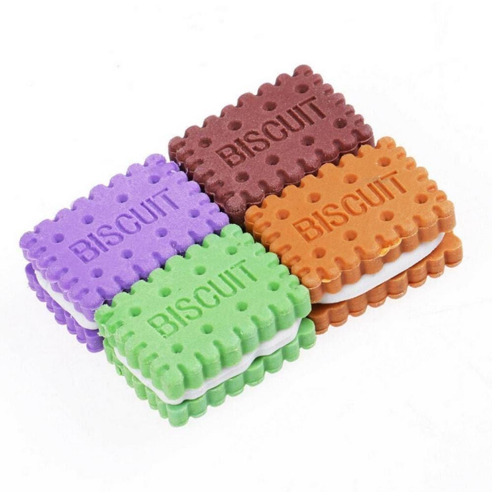 Borrachinha biscuit