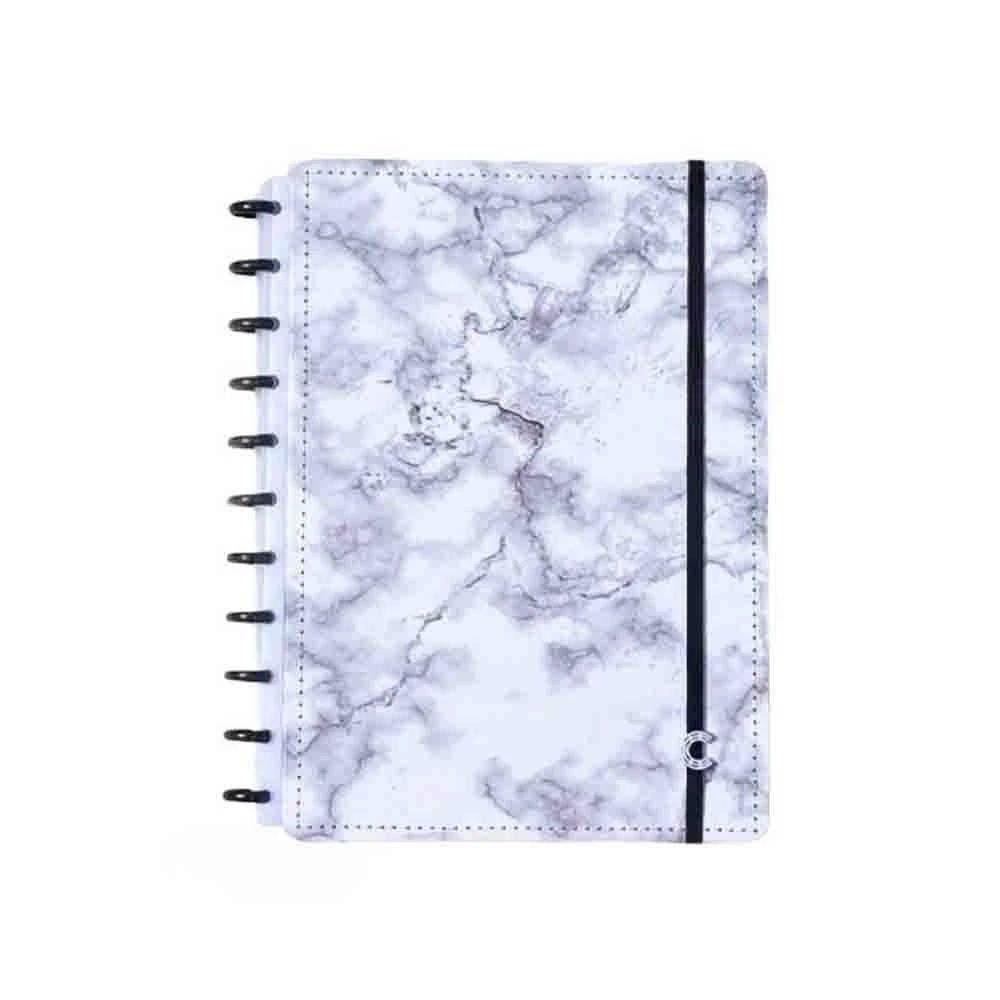 Caderno inteligente bianco médio