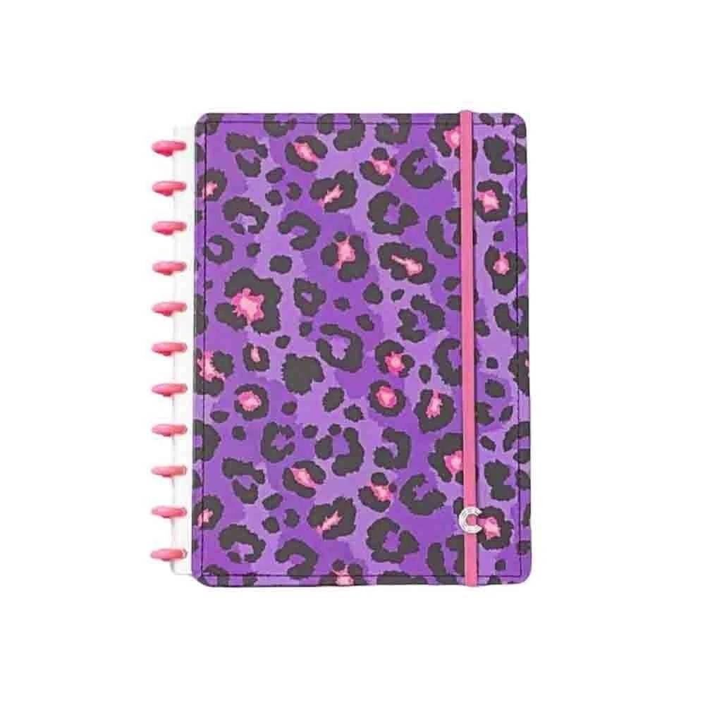Caderno inteligente lilac médio