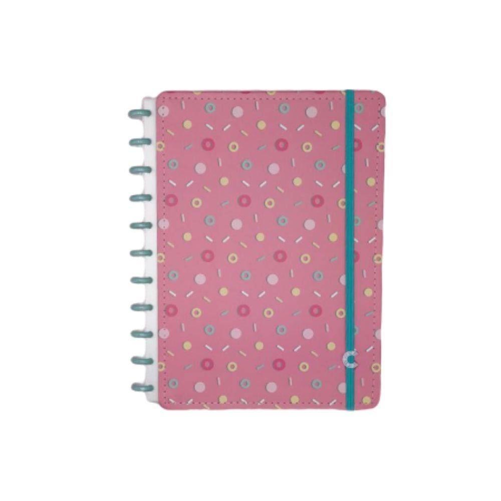 Caderno inteligente lolly médio