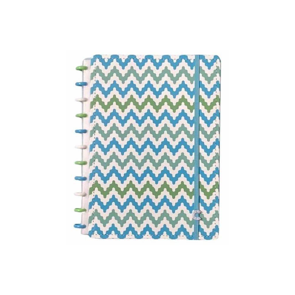 Caderno inteligente waves médio