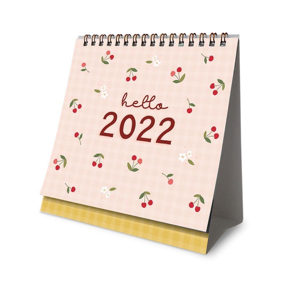 Calendário 2022 - Cerejinha