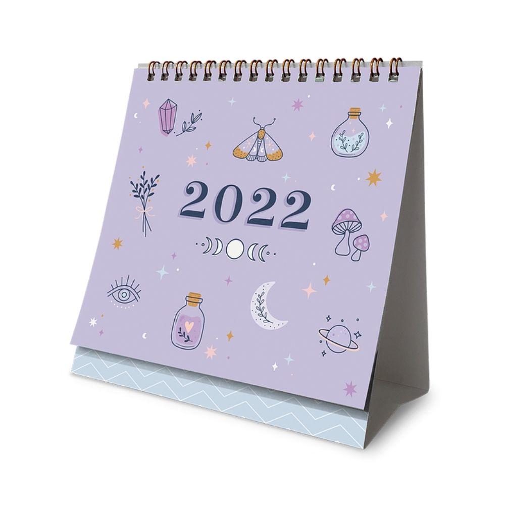 Calendário 2022 - Mística
