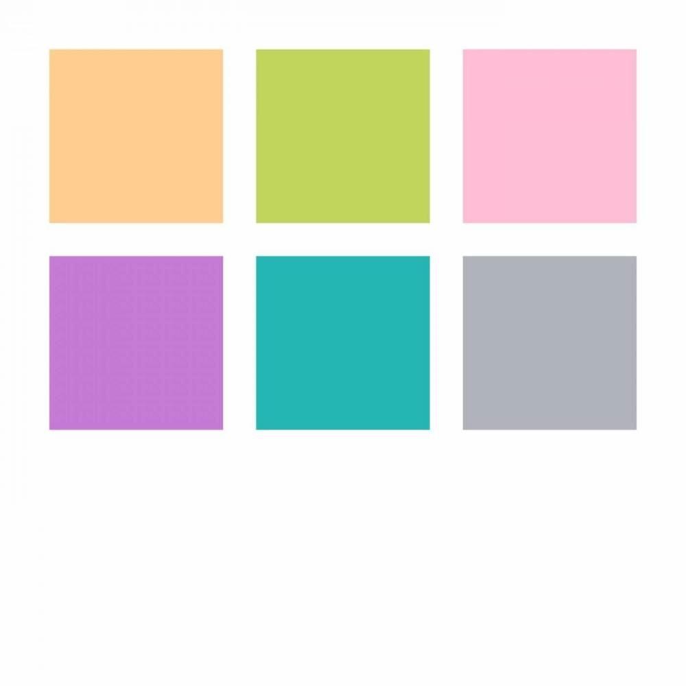 Caneta staedtler fineliner triplus pastel - kit com 6 cores