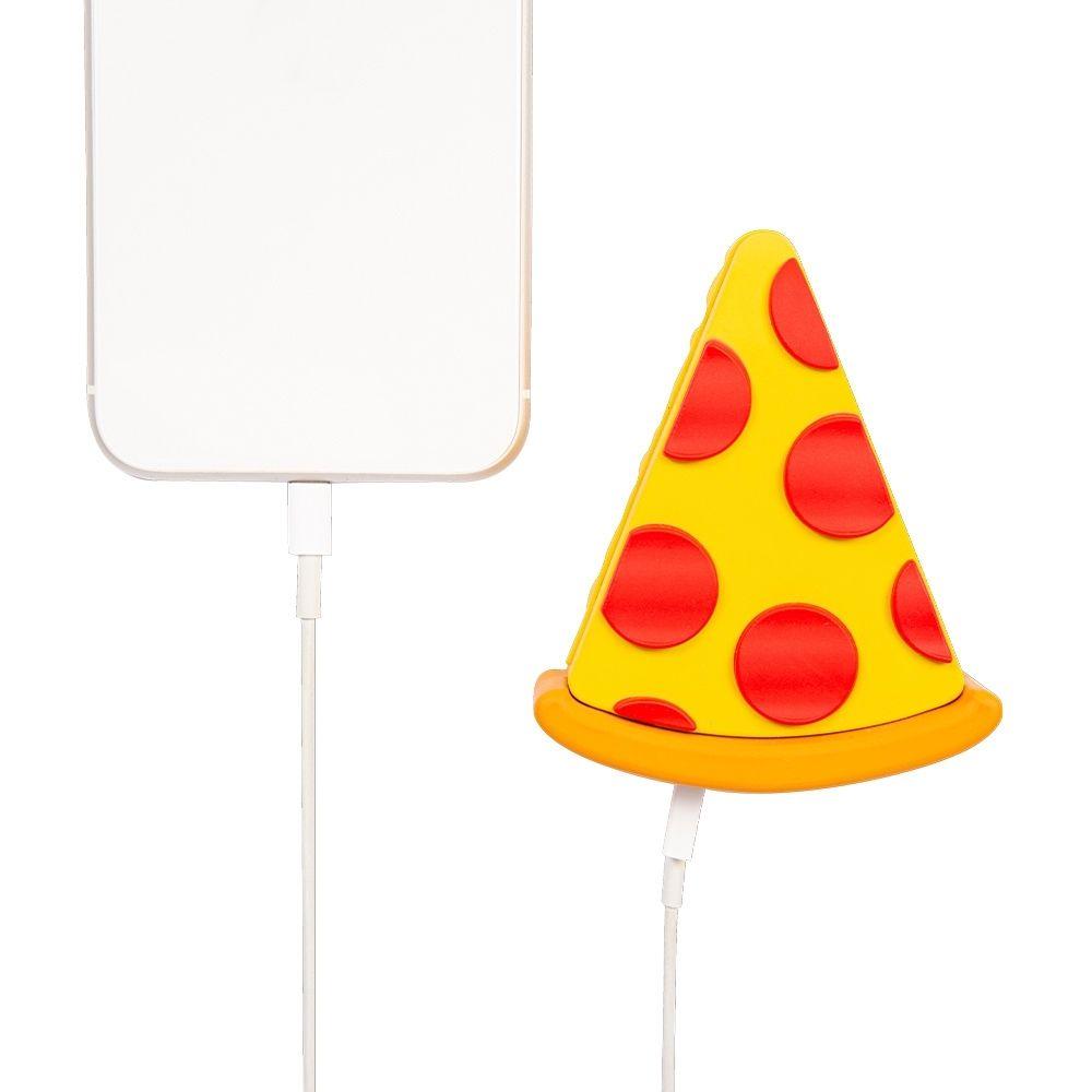 Carregador portátil Pizza