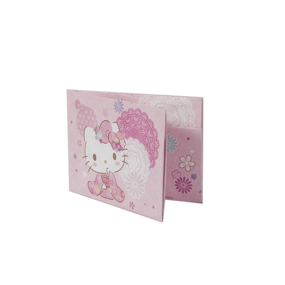 Carteira hello kitty sakura