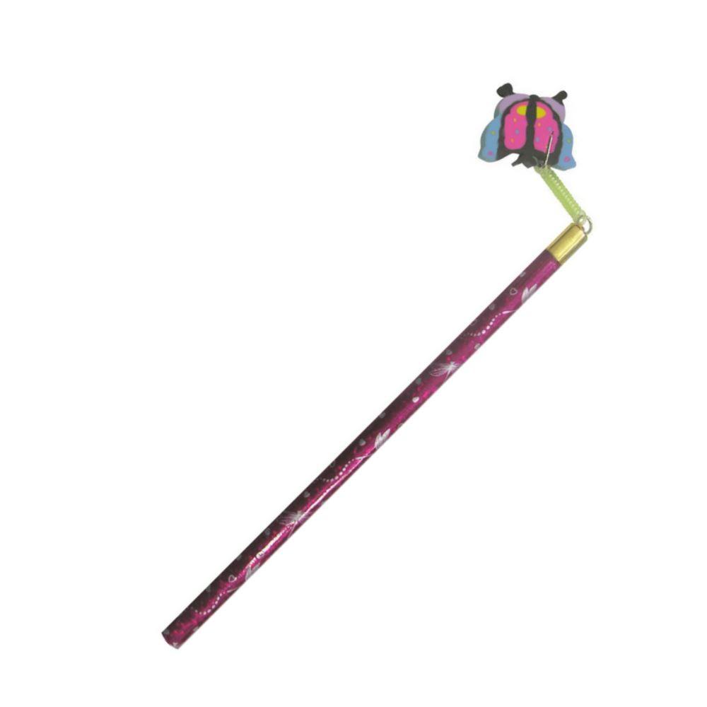 Lápis cis borracha pingente