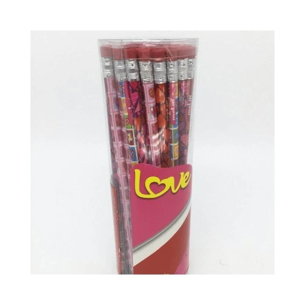 Lápis preto love