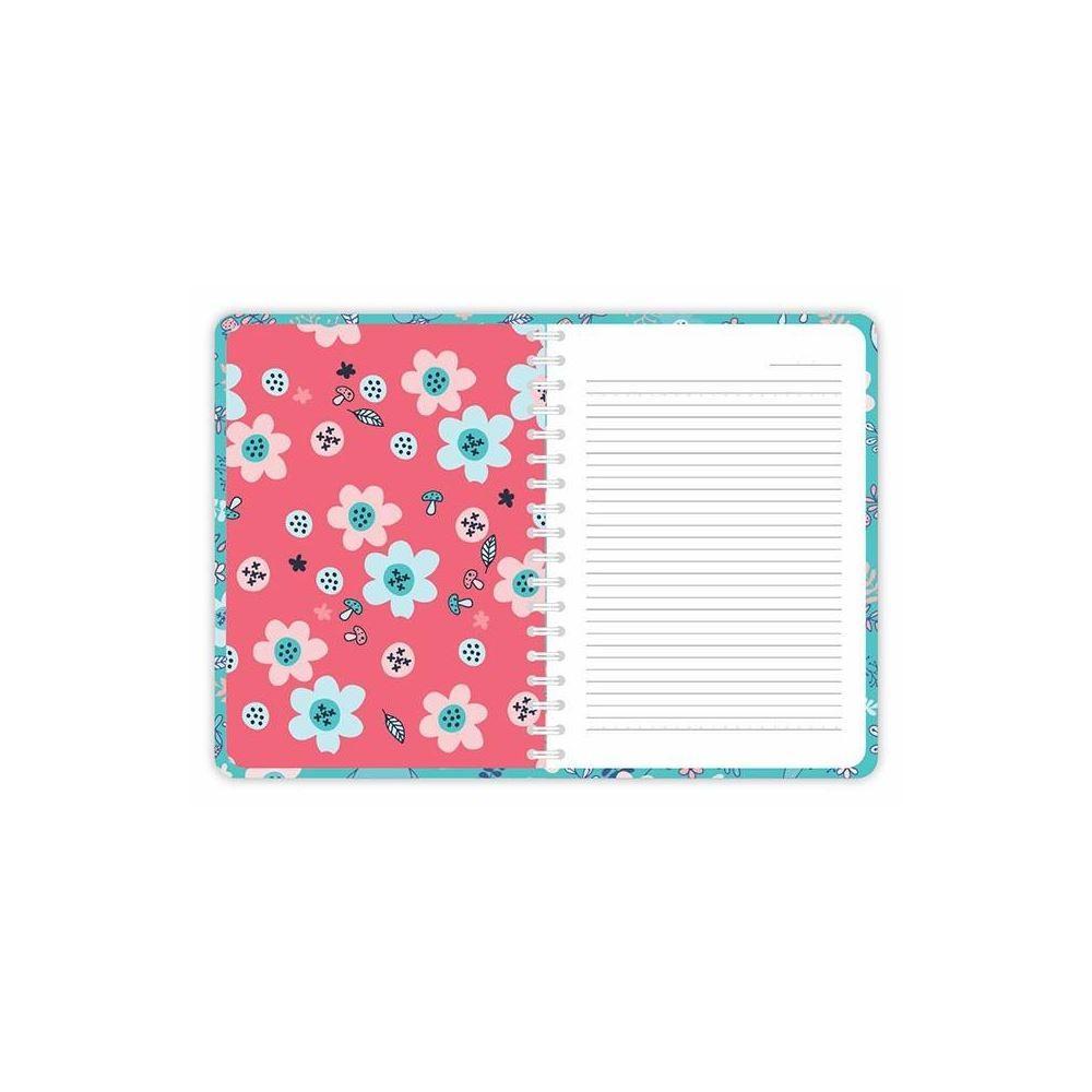 Mini caderno bicho-preguiça