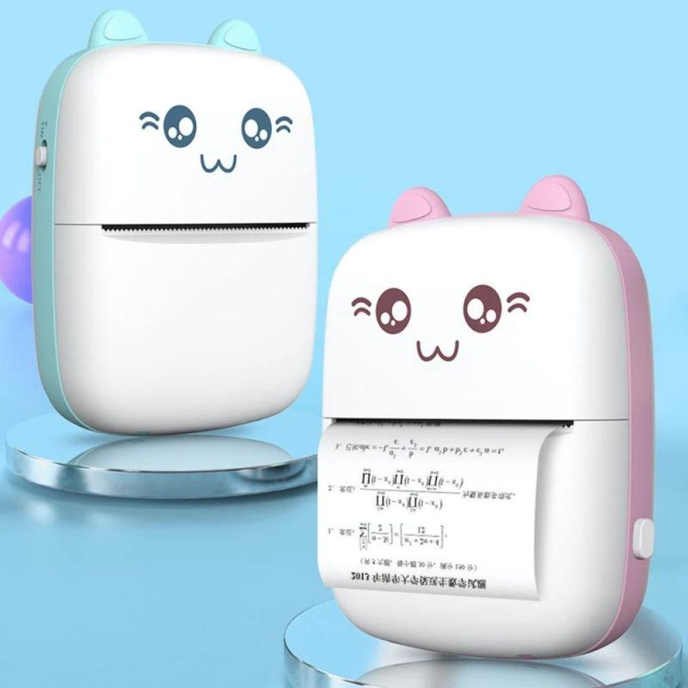Mini impressora térmica Pocket