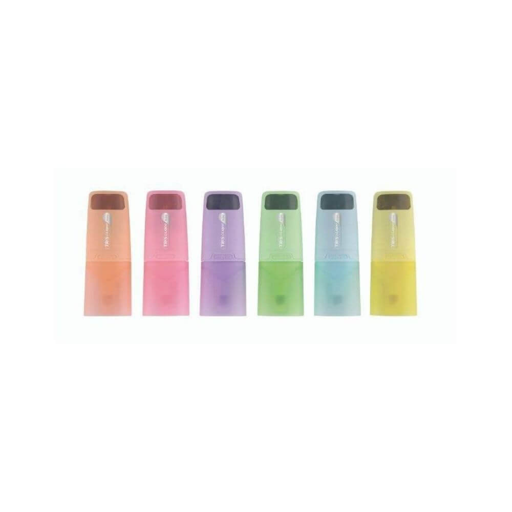 Mini marca texto liqeo pastel - Tris