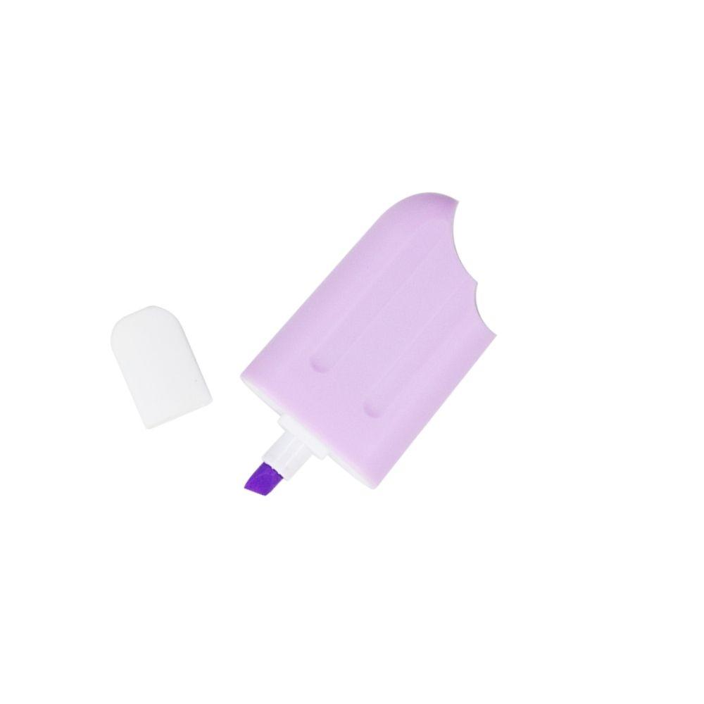 Mini marca texto picolé pastel