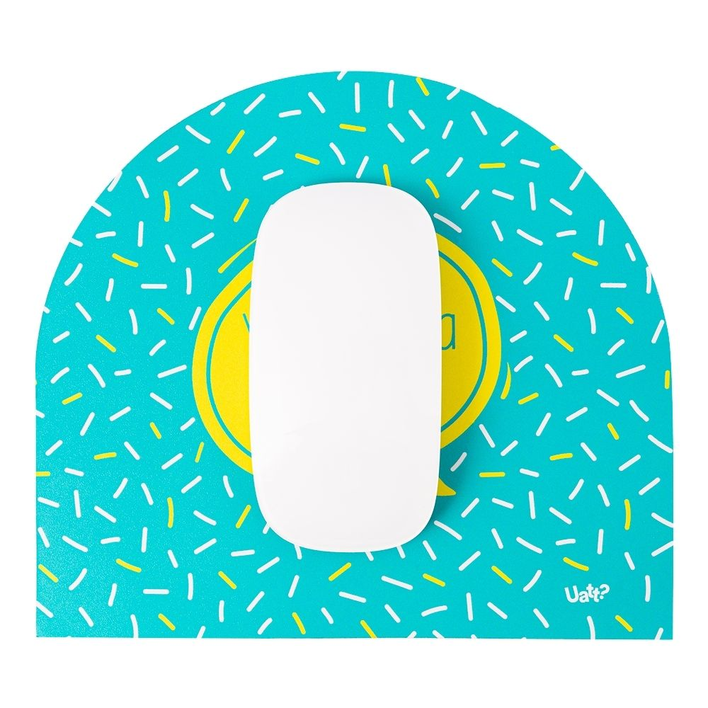 Mouse pad - Fun colors