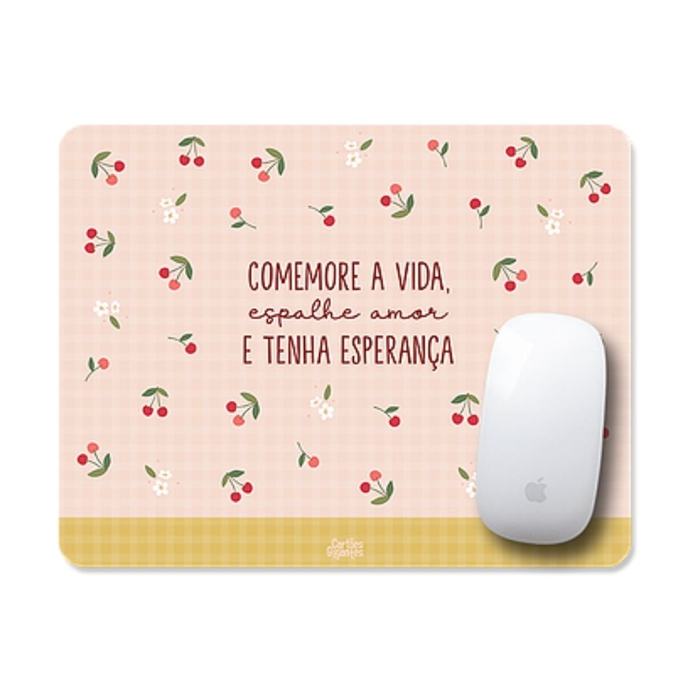 Mousepad Cerejinha