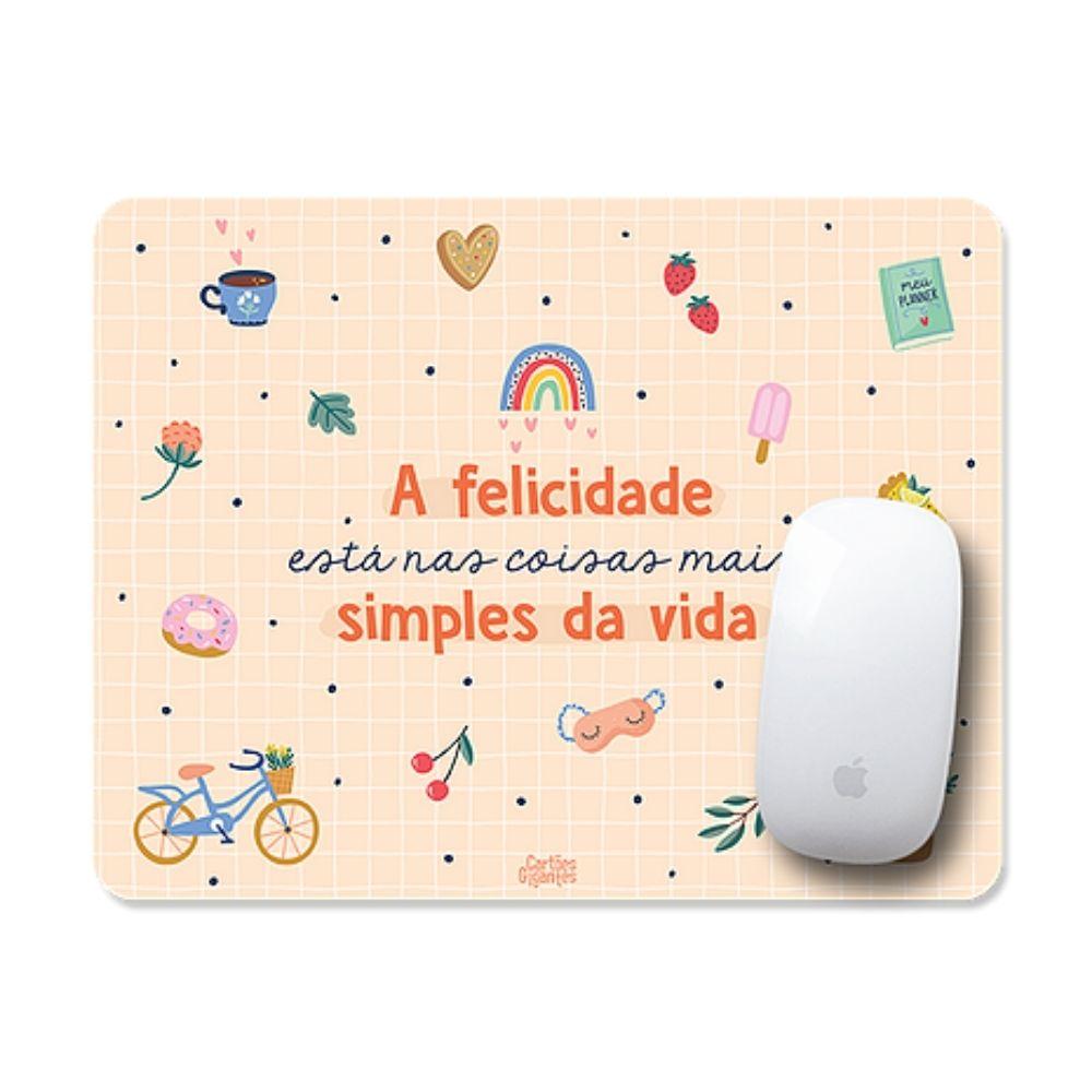 Mousepad Happy time