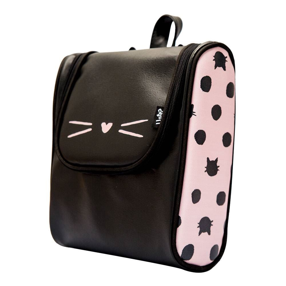Necessaire maleta gatinha