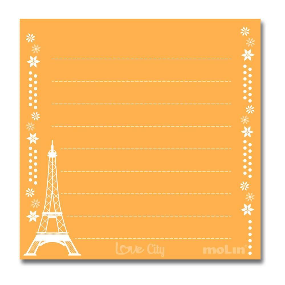 Notas adesivas love city