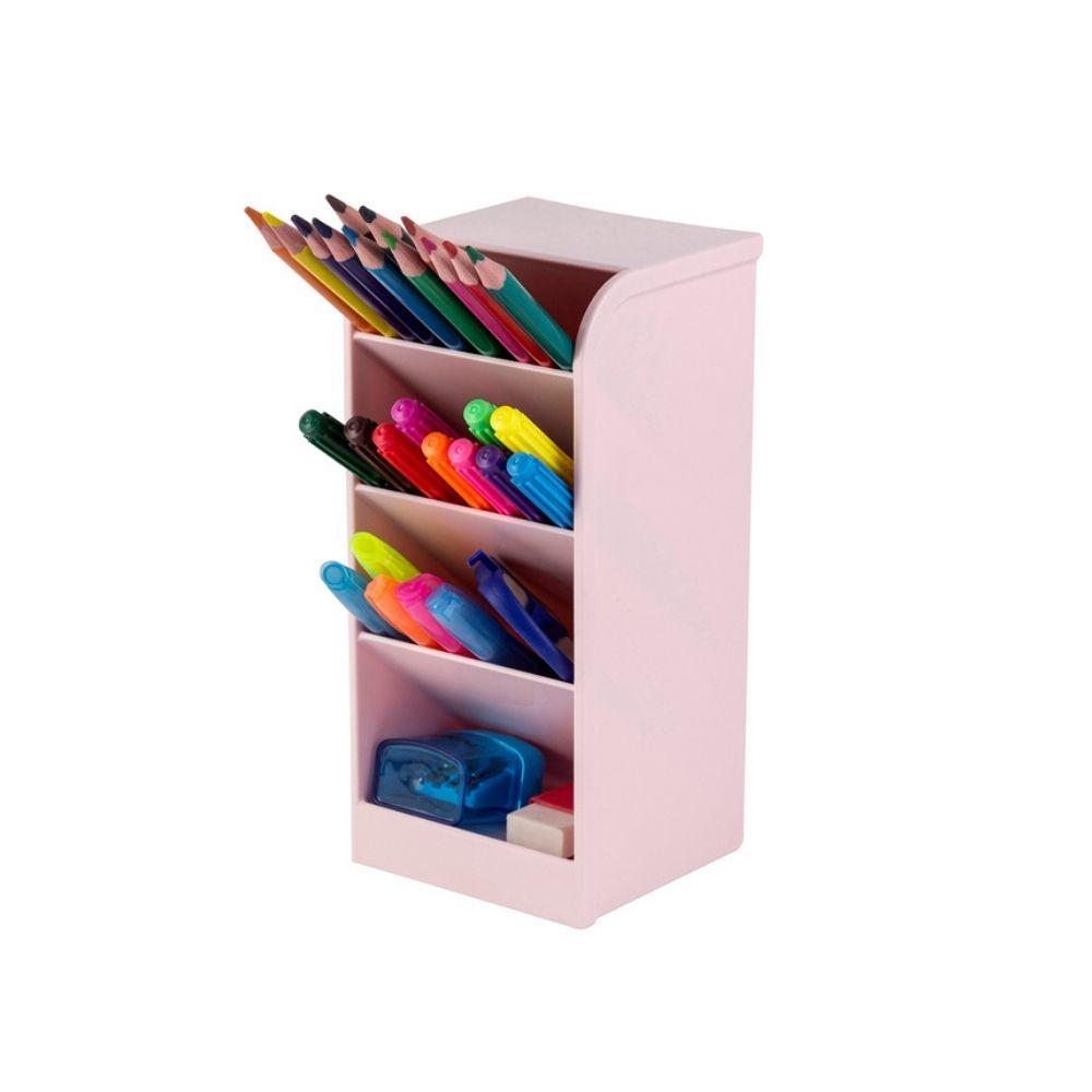 Organizador de canetas G - Rosa