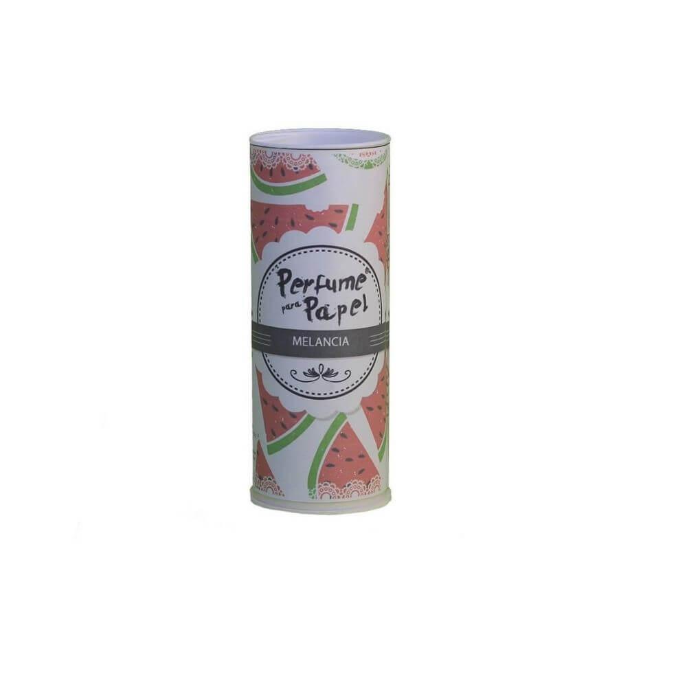 Perfume para papel - aroma melancia - 30 ml