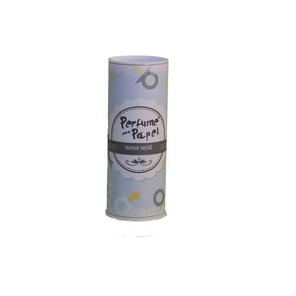 Perfume para papel - aroma nana nenê - 30 ml