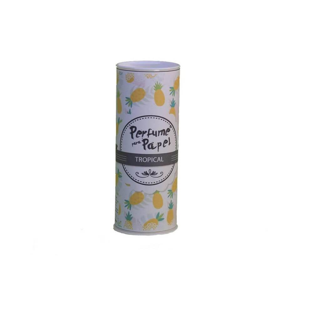 Perfume para papel - aroma tropical - 30 ml