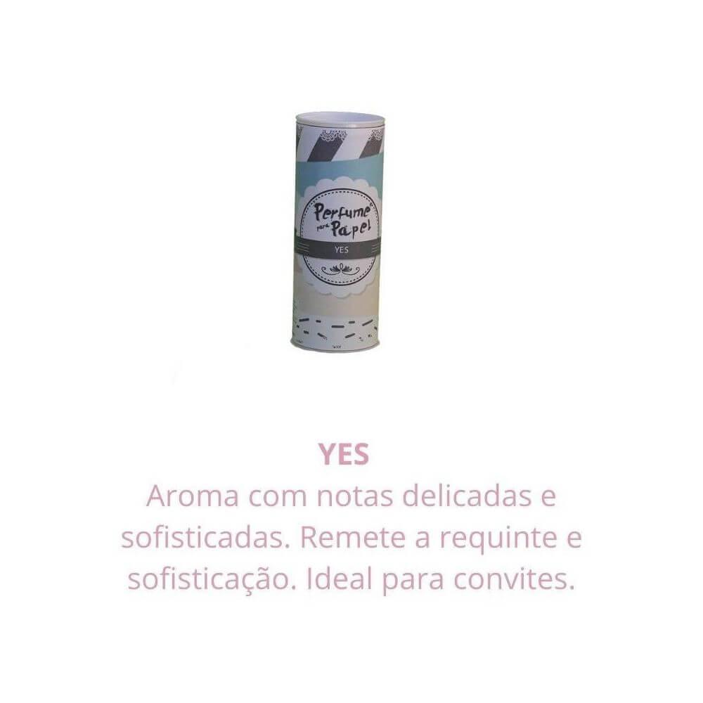 Perfume para papel - aroma yes - 30 ml