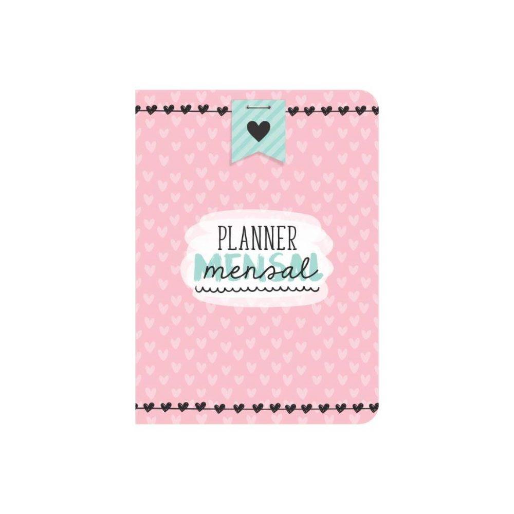 Planner mensal sweet