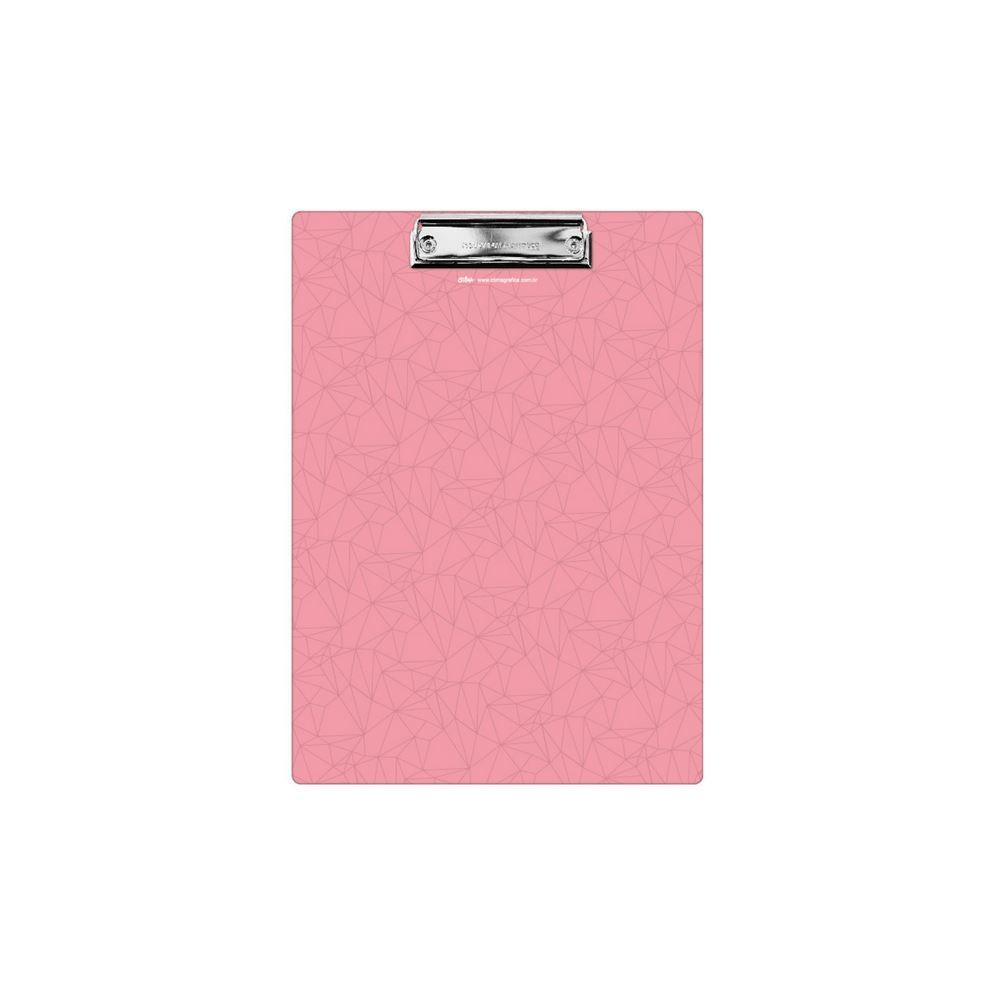 Prancheta pink stone a4 - GM