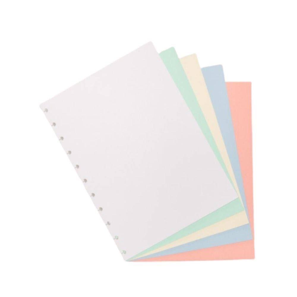Refil colorido caderno inteligente médio