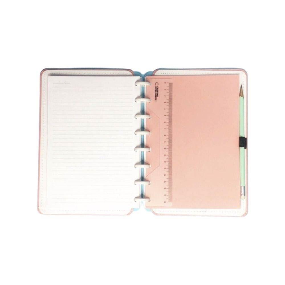 Régua caderno inteligente - 18 cm