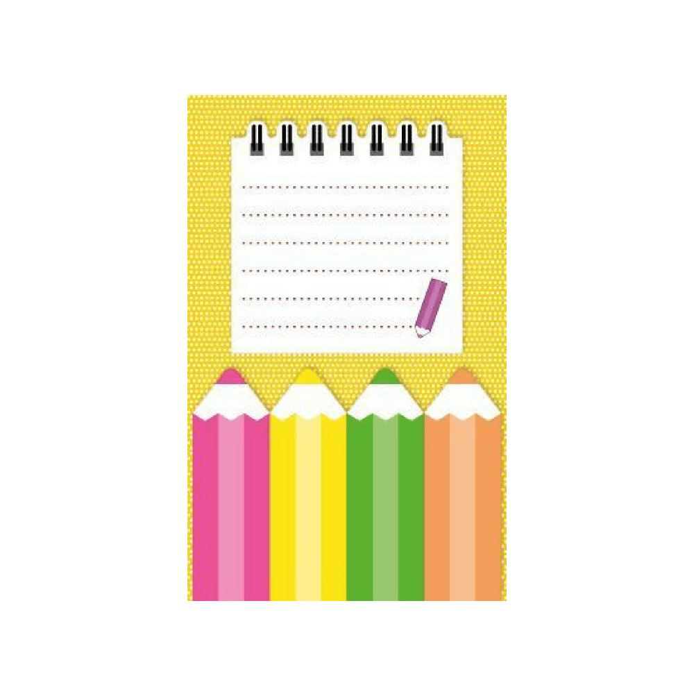 Sticky markers lápis