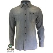 Camisa ARROW USA Slim Fit - Jeans Delave