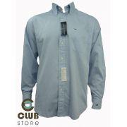 Camisa Social Tommy Hilfiger - Azul Clara