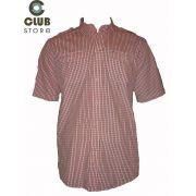 Camisa Tommy Hilfiger - Xadrez Vermelha
