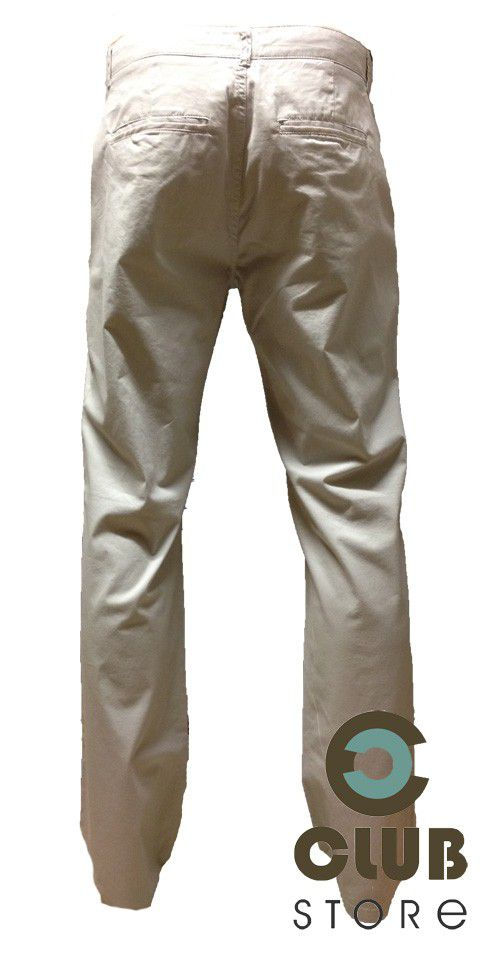 Calça Arrow USA - Chino (Sarja)  Areia