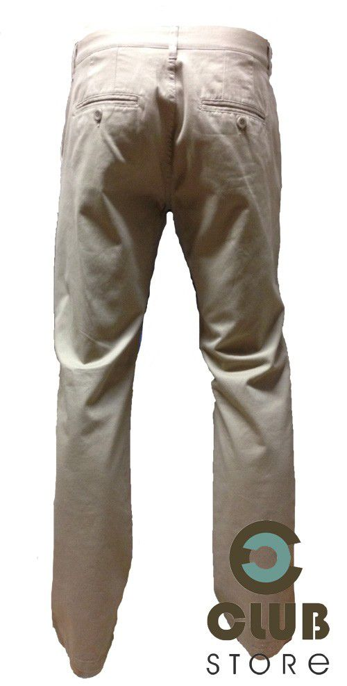 Calça Arrow USA - Chino (Sarja) Caqui