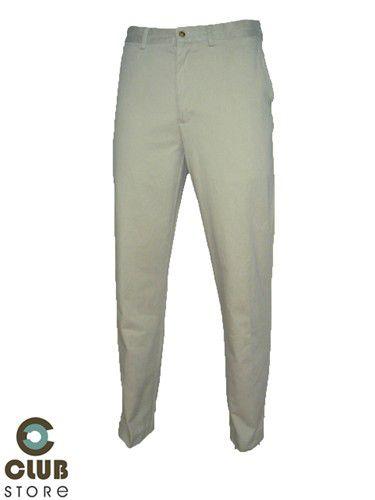 Calça Ralph Lauren / Sarja - Caqui
