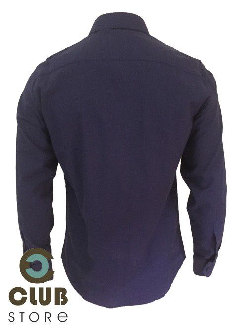 Camisa ARROW USA Slim Fit - Azul