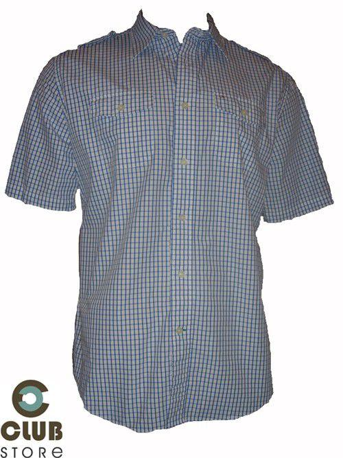 Camisa Tommy Hilfiger - Xadrez Azul