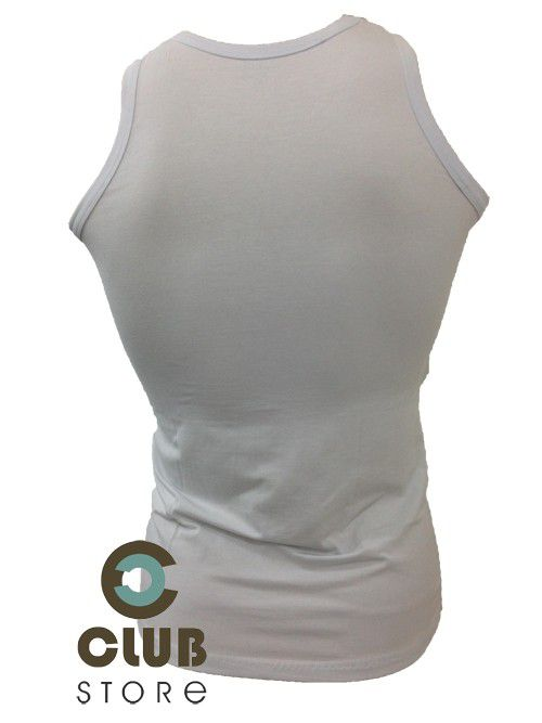 Camiseta Calvin Klein - Regata Branca